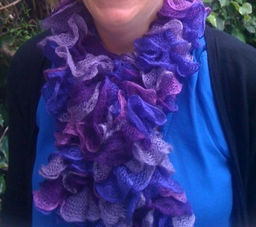 Can-Can Scarf