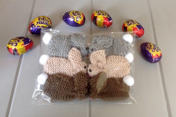 Easter Bunnies Creme Egg 3