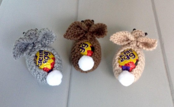 Easter Bunnies Creme Egg 4