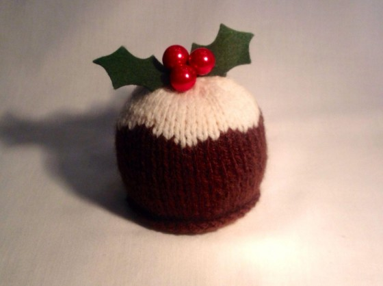 Chocolate Orange Santa Hat
